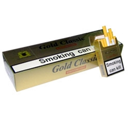 cheap cigarettes online Gold Classic Cigarettes carton