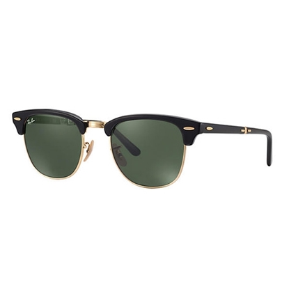 Ray Ban Clubmaster Folding RB2176 Sunglasses tax free on sale