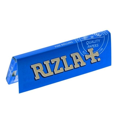 rizla blue rolling papers regular tax free on sale