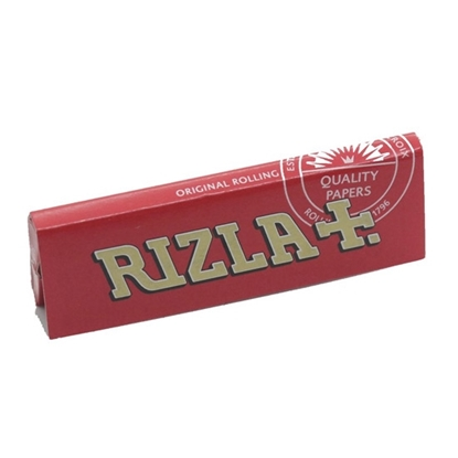 rizla red rolling paper medium tax free on sale
