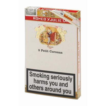 romeo y julieta petit coronas cigars tax free on sale