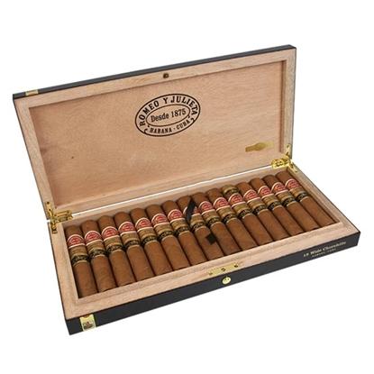Romeo Y Julieta Wide Churchills cigars tax free on sale