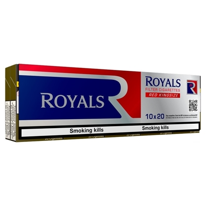cheap cigarettes online Royals Red carton
