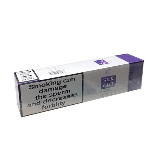cheap cigarettes online Silk Cut Purple carton