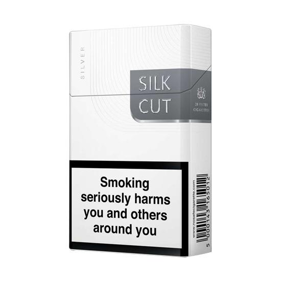 cheap cigarettes online Silk Cut Silver carton