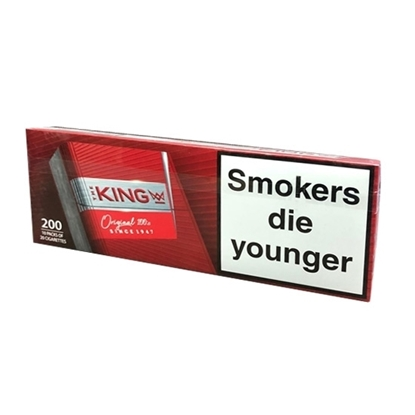 cheap cigarettes online The King Classic 100's