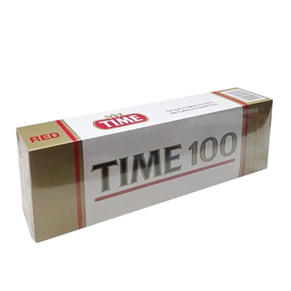 cheap cigarettes online Time 100 Red carton