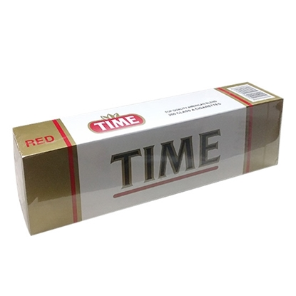 cheap cigarettes online Time Red King Box carton