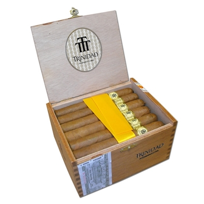 trinidad coloniales cigars tax free on sale