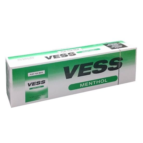 vess menthol tax free on sale