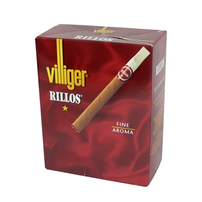 villiger rillos fine aroma cigars tax free on sale