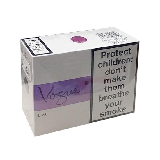 cheap cigarettes online Vogue Lilas Superslim carton