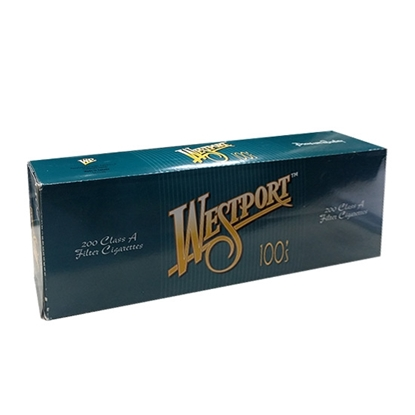 cheap cigarettes online Westport 100 Menthol carton