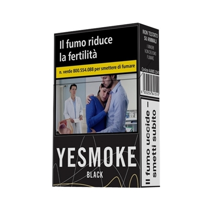 cheap Yesmoke Black cigarettes